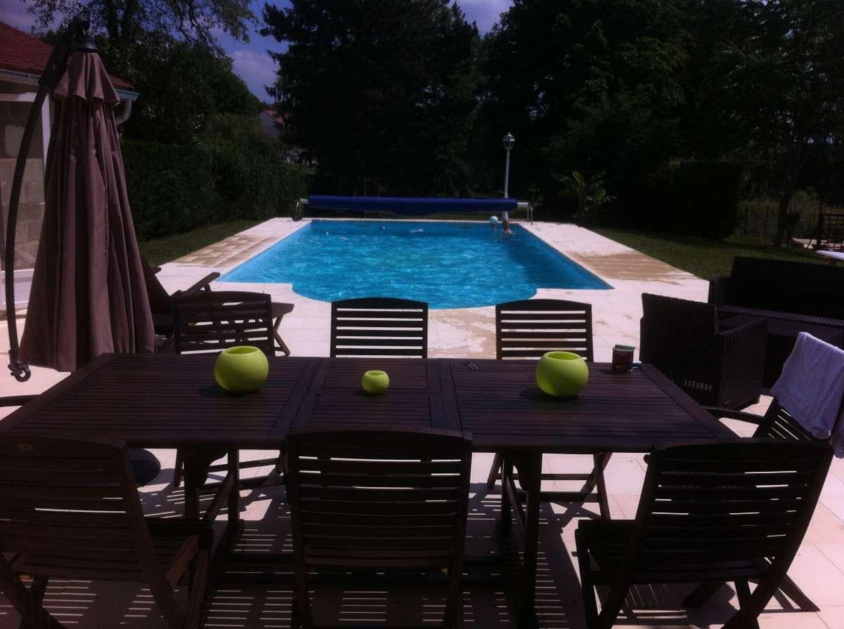 Profiter d'une piscine chez vous