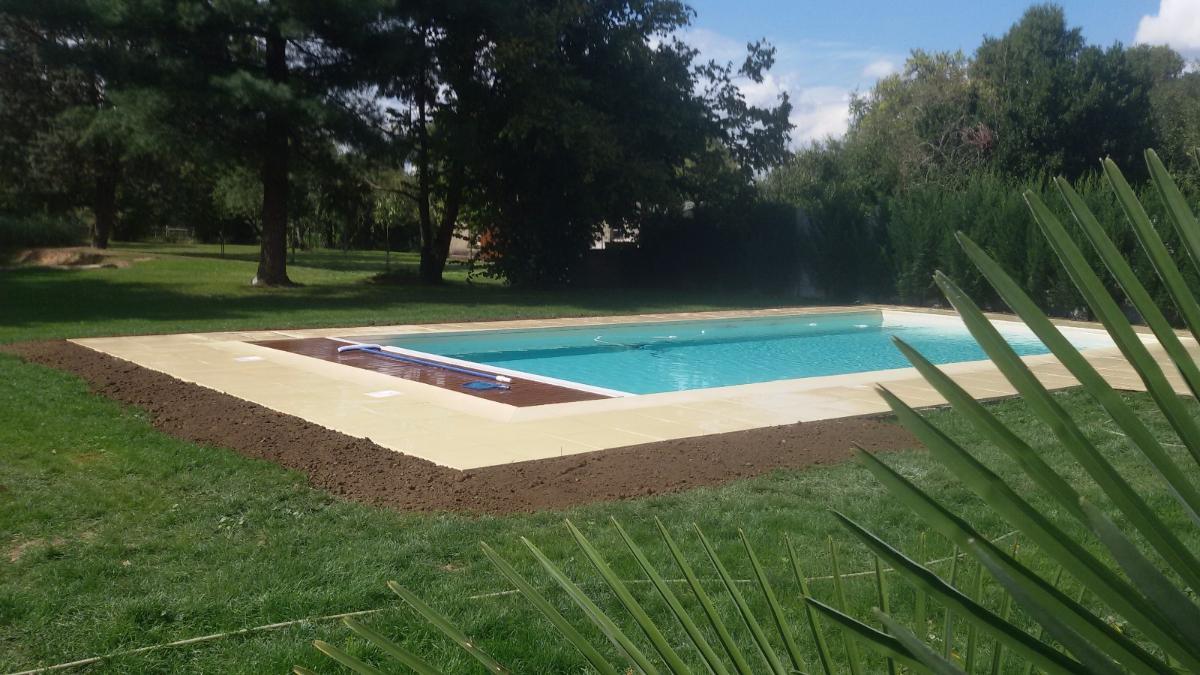 Construction de piscine Chateauroux