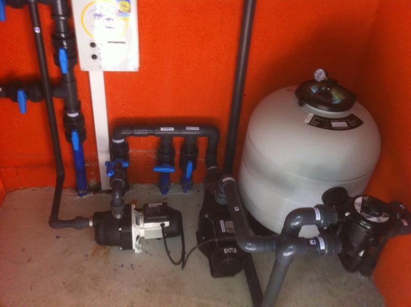 Filtration et traitement de l'eau
