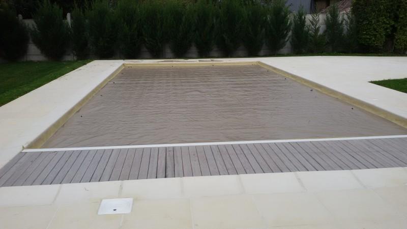 Hivernage de piscine