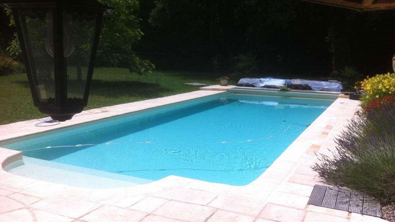 Entretien de piscine sur Chateauroux